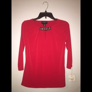 Red Blouse PXS